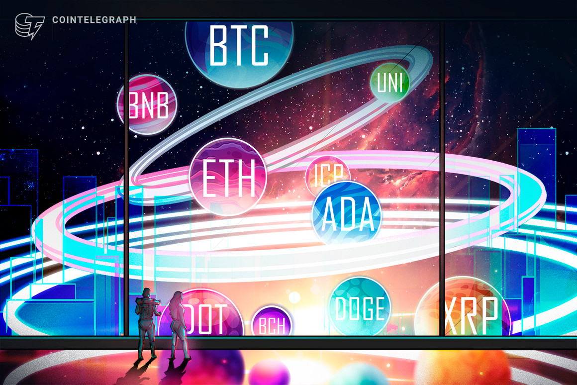 Price analysis 6/4: BTC, ETH, BNB, ADA, DOGE, XRP, DOT ...